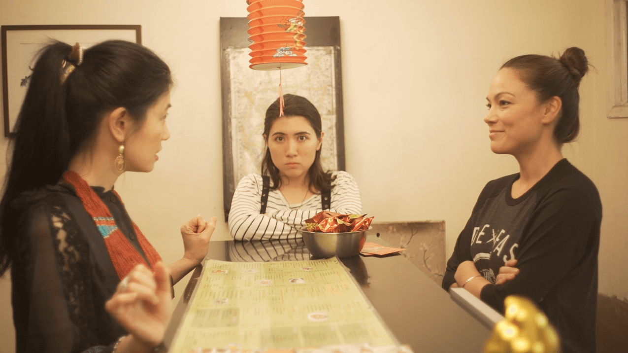Jade Dragon: A mockumentary for the British East Asian experience