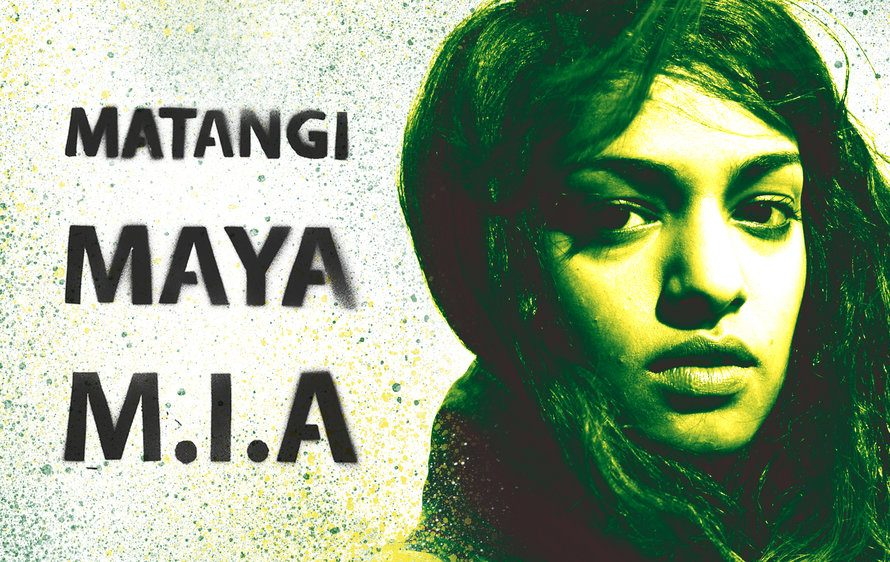 A thank you letter to M.I.A's activism