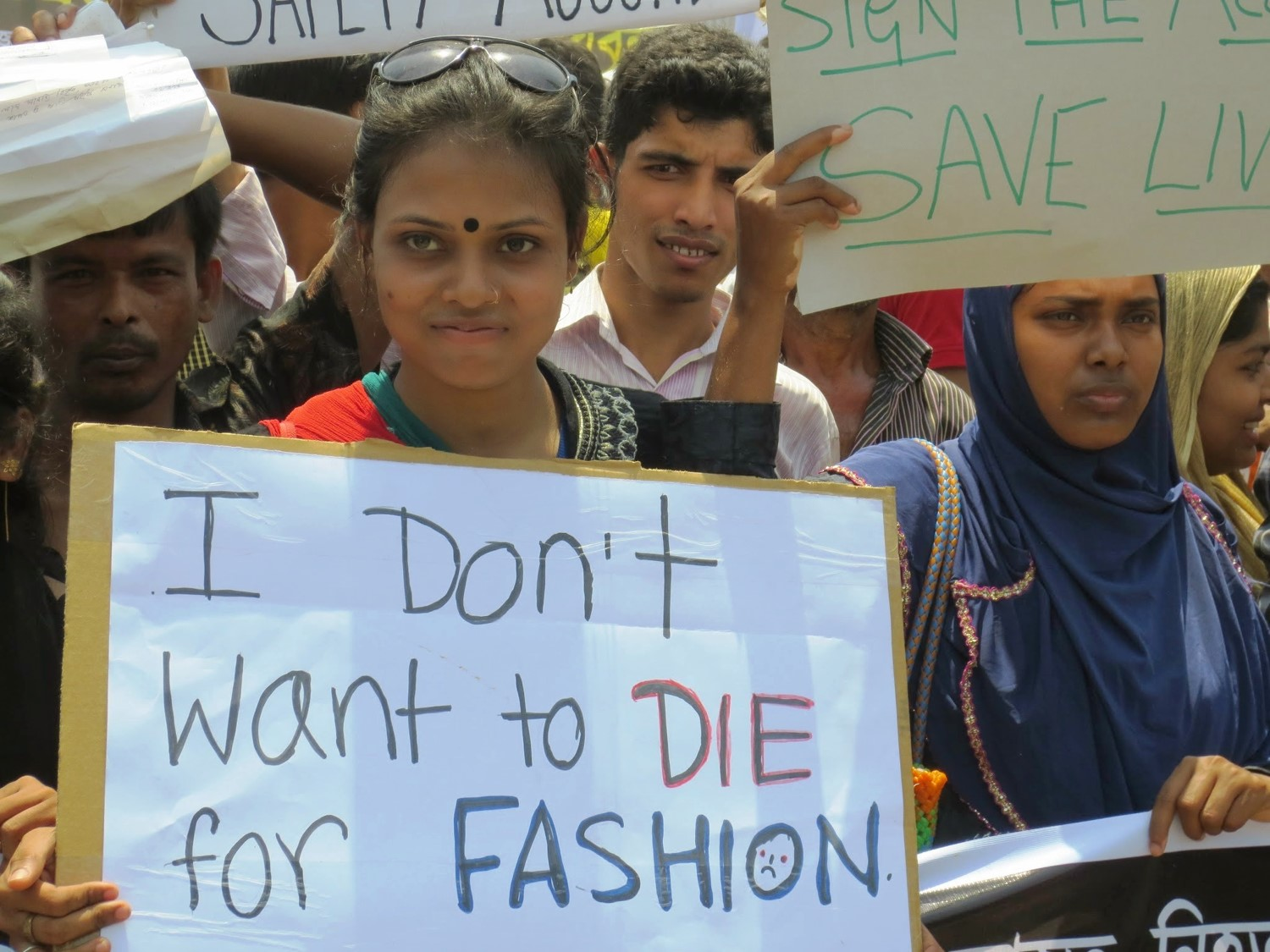 Garment workers in the Global South are leading a revolution