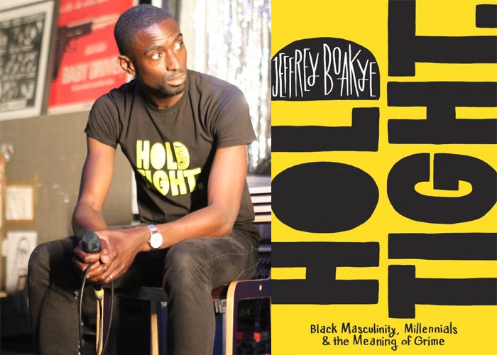 Hold Tight: in conversation with Jeffrey Boakye