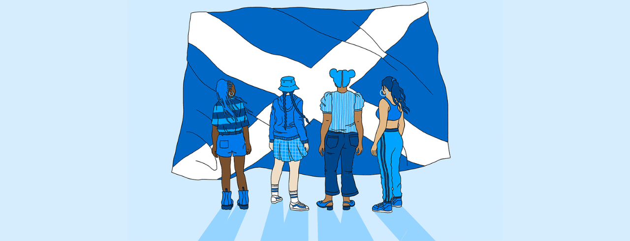 Is support growing for a radical, anti-racist independent Scotland?