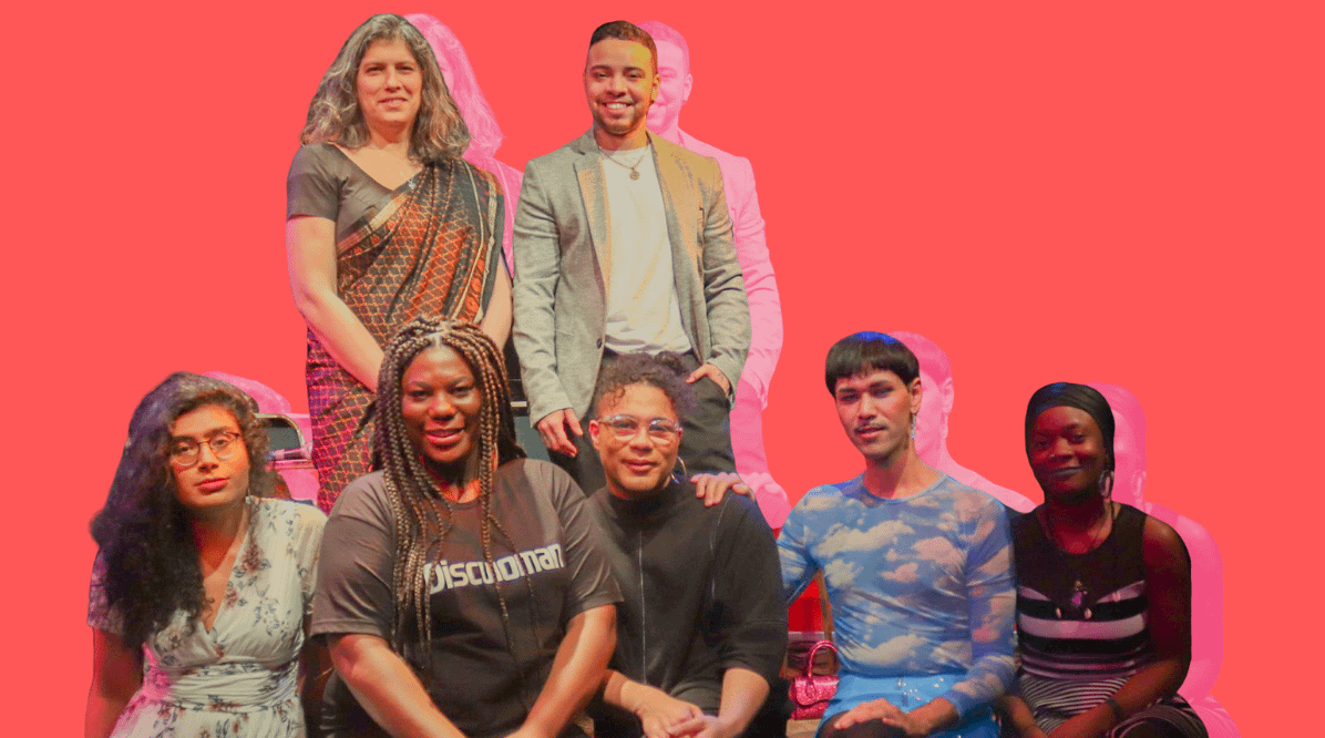 What happened when seven trans people of colour were given space to chat shit