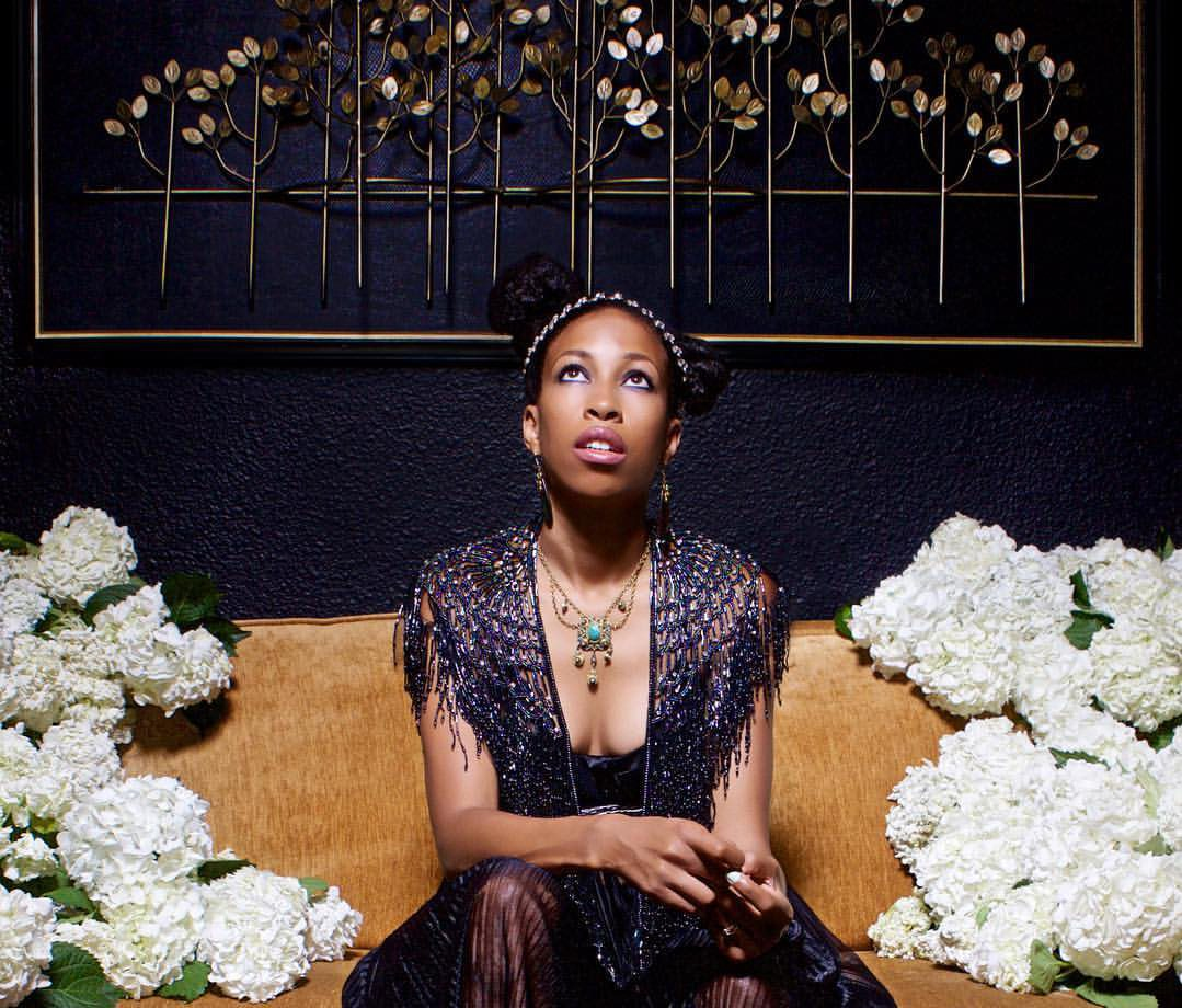 Nia Andrews on subtlety: 'I'm requesting people to get quiet with me and listen'