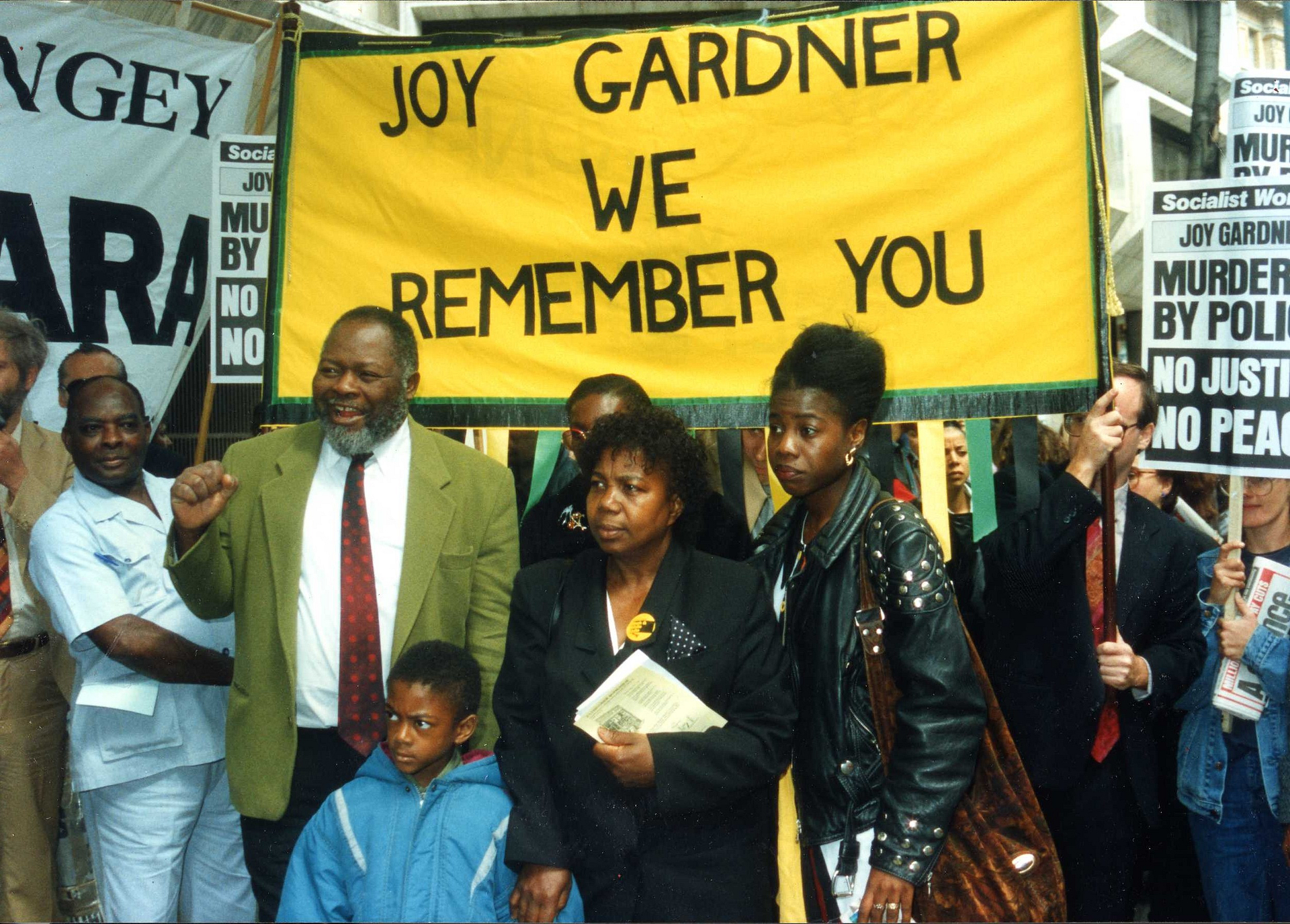 How Joy Gardner's 1993 death reflects the worst parts of the Tories hostile immigration policy