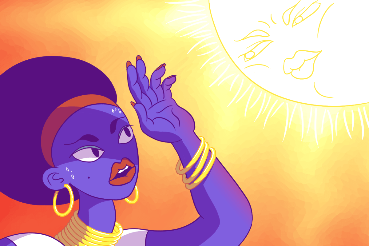 Women of colour need to protect their skin from the sun too