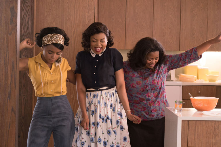 Hidden Figures: style and grace in the race for space