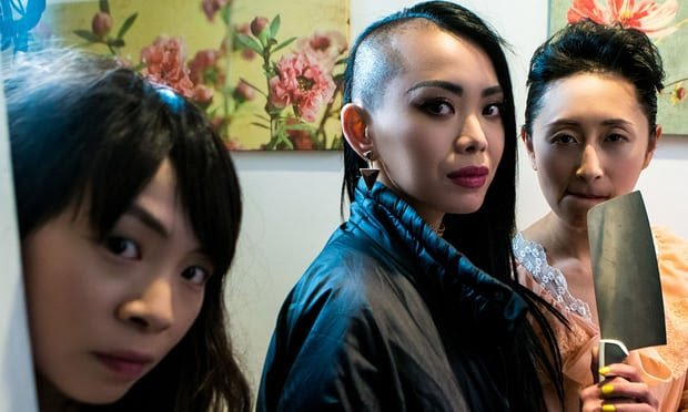Chinese Burn: the show with the most Chinese woman protagonists on British TV