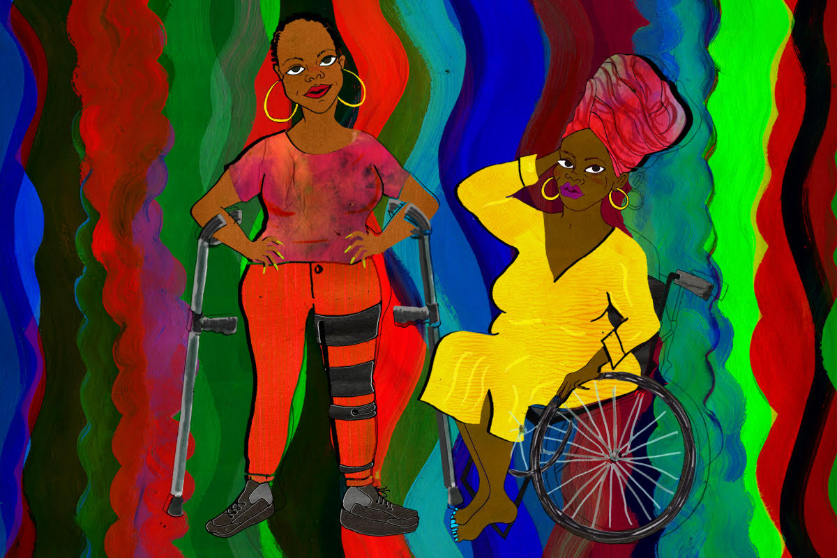 What it means to be black, disabled women navigating sex