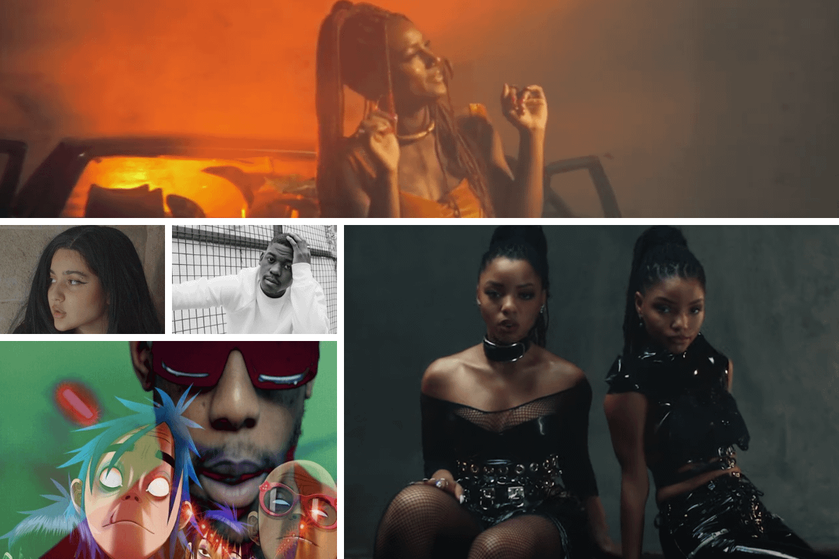 Five on it: Chloe x Halle are the duo on everyone's lips
