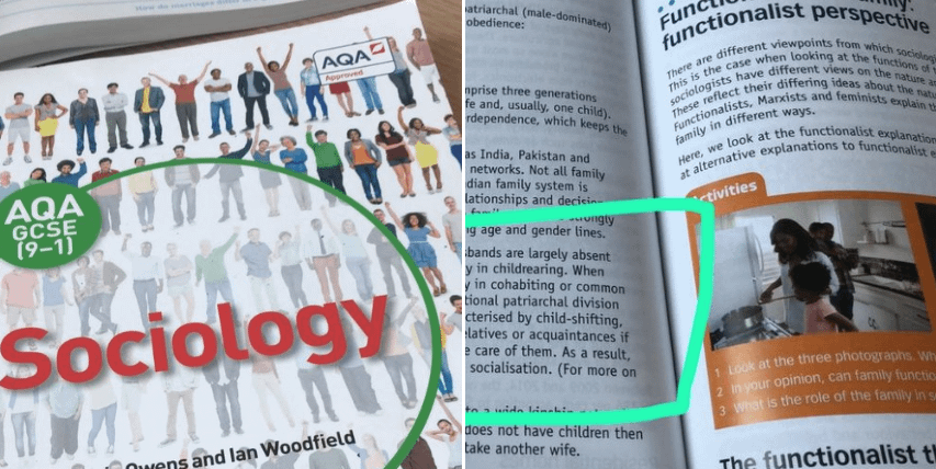 Racist GCSE textbook shows education's ignorance isn't good enough