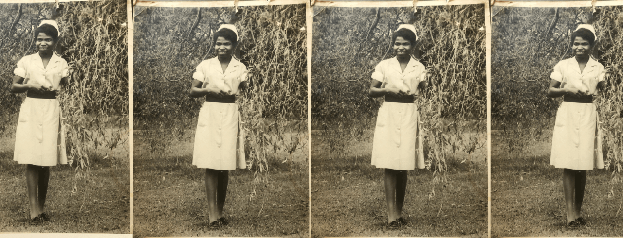 A love letter to my mother, the nurse from Sierra Leone