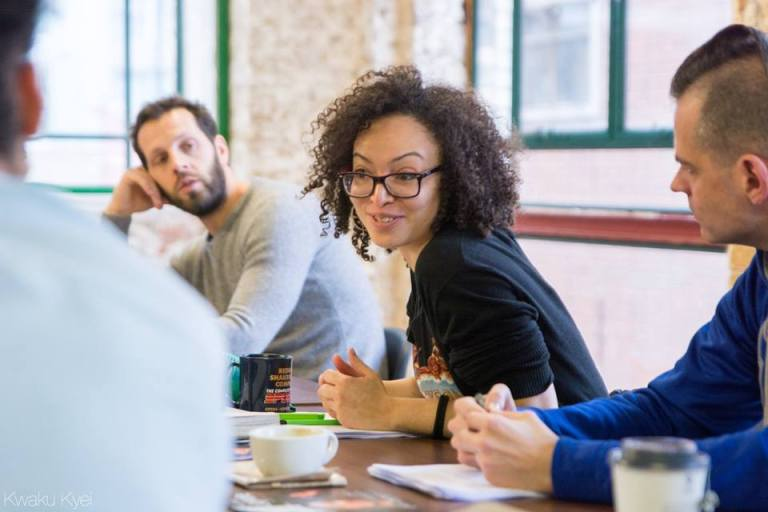 Bush Theatre appoints its first black artistic director
