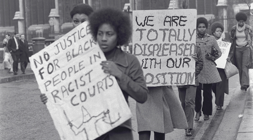 A new British Black Panthers exhibition is retelling a lost story of community power