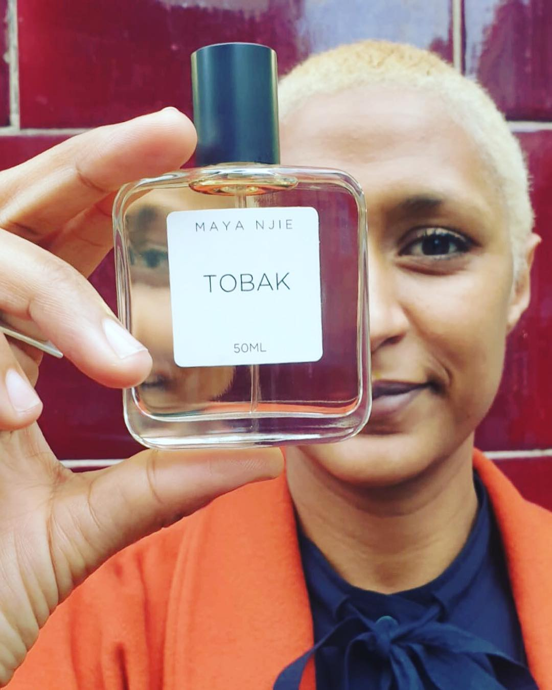 The niche perfumer creating scents from her Swedish-Gambian upbringing