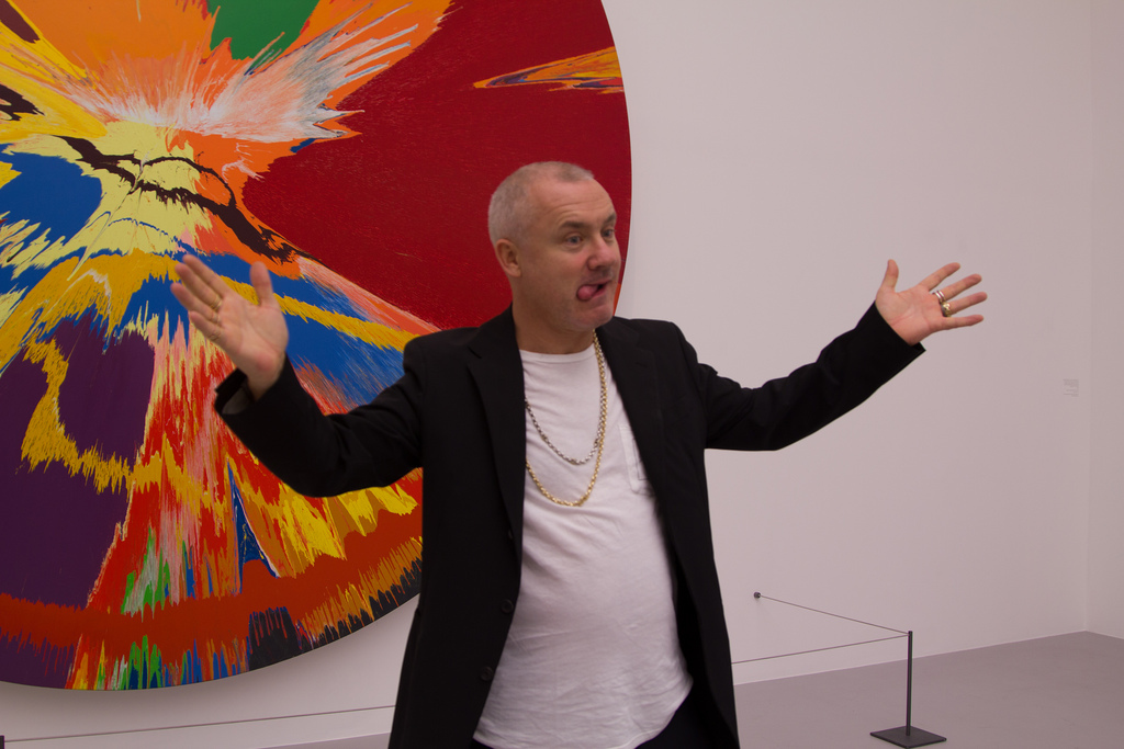 Damien Hirst : Treasures of a Modern Day Looting