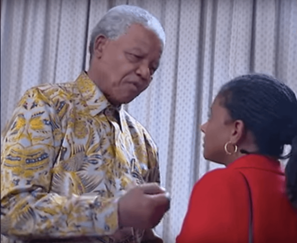 'A treasured moment' – Doreen Lawrence remembers meeting Nelson Mandela