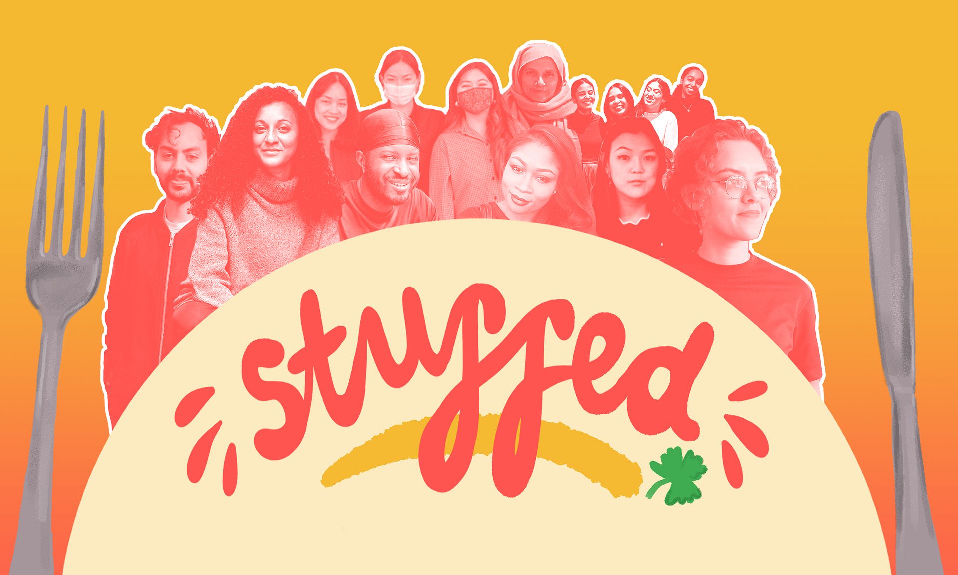 Stuffed: gal-dem's food series celebrating culture, community and culinary joy over the last year