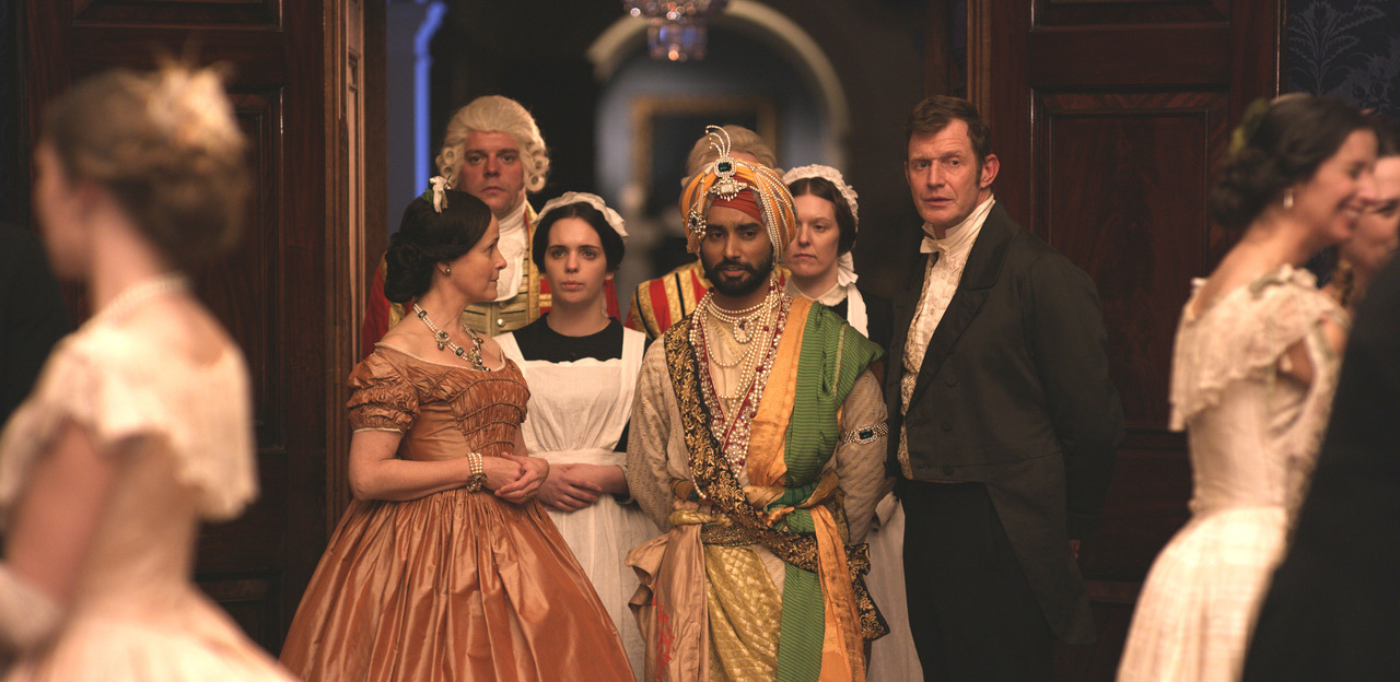 The Black Prince: a retelling of an overlooked chapter in Indian history