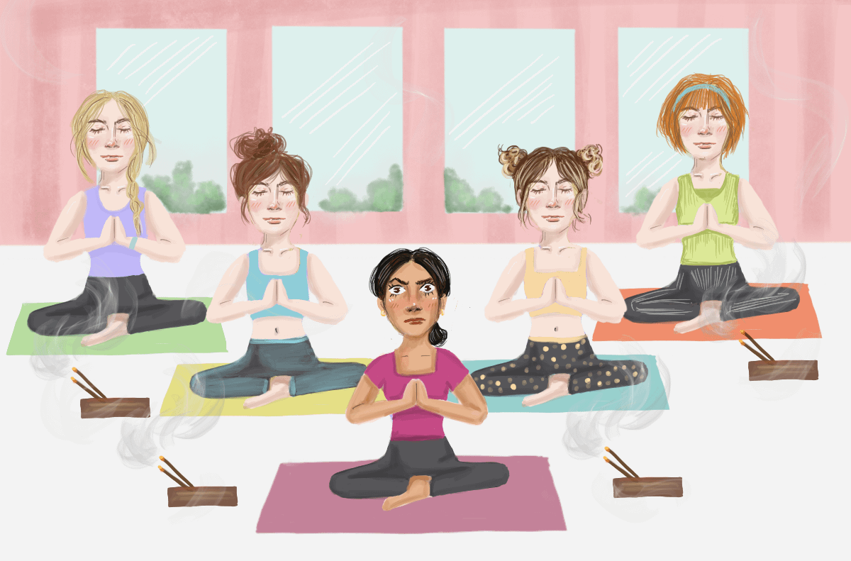 Why I quit yoga as a South Asian woman