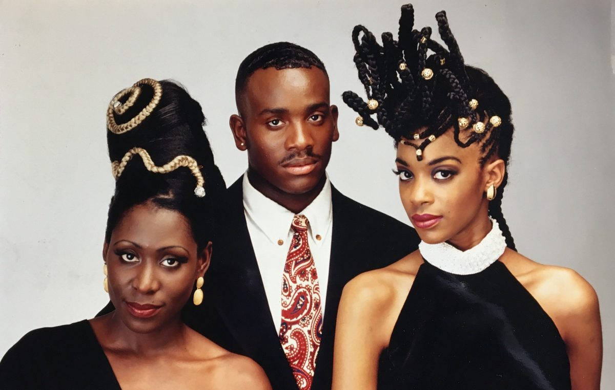 Revisiting the most eccentric looks from Afro Hair and Beauty Live's history