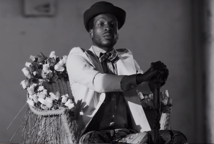 Inhabiting west Africa and Babylon in tandem: brother portrait proves he is one to watch