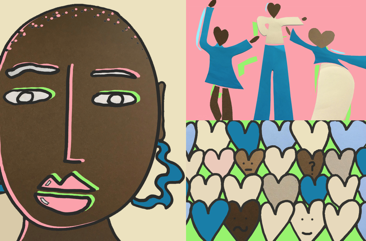 Being black and polyamorous in France