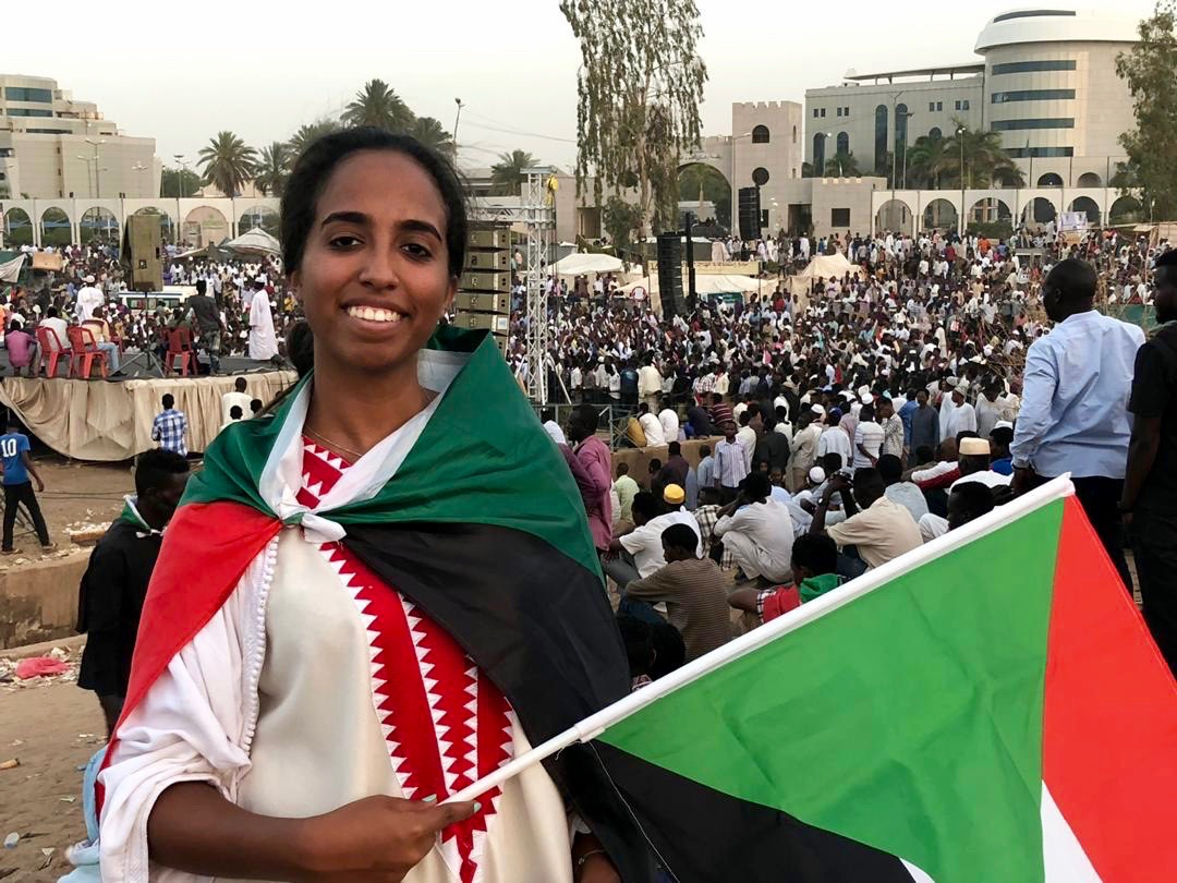 The revolutionary Sudan sit-in has been destroyed, but we've come too far to turn back