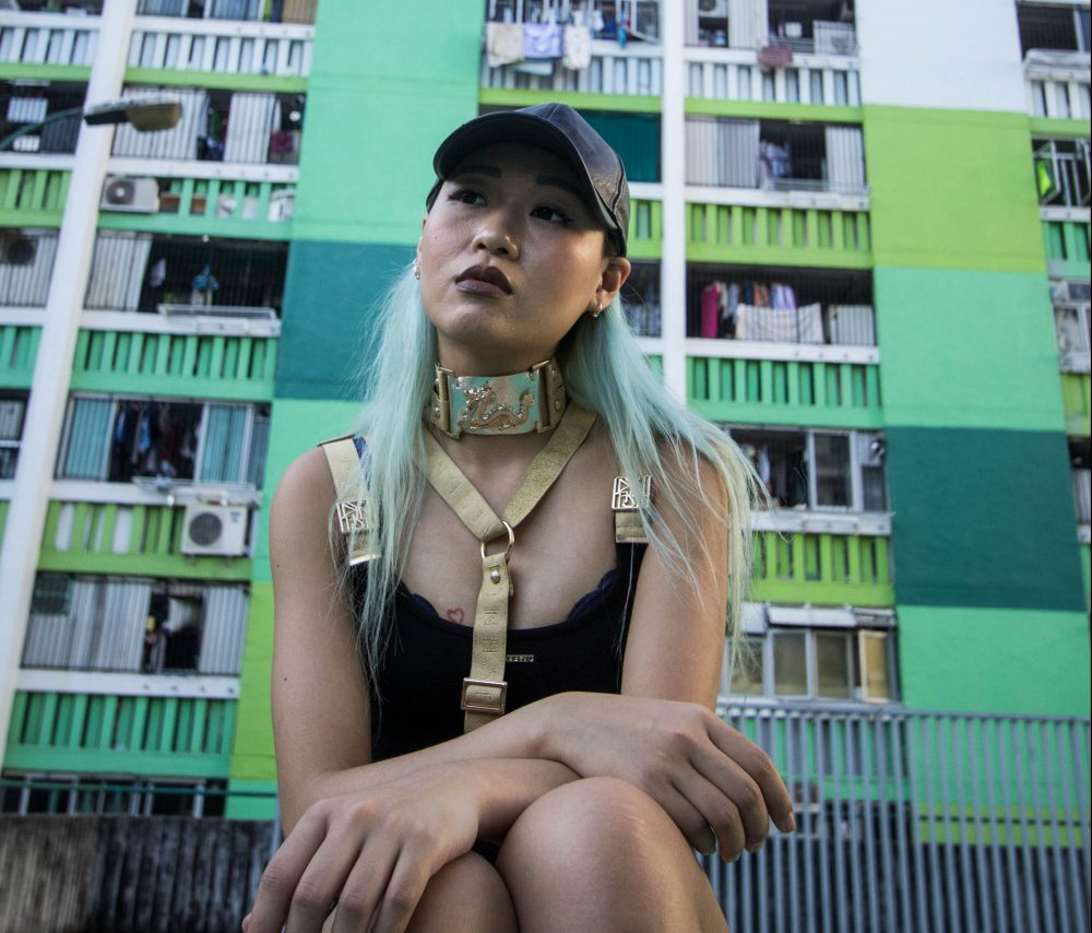 Dynasti: the brand combining traditional Chinese styles and modern subcultures