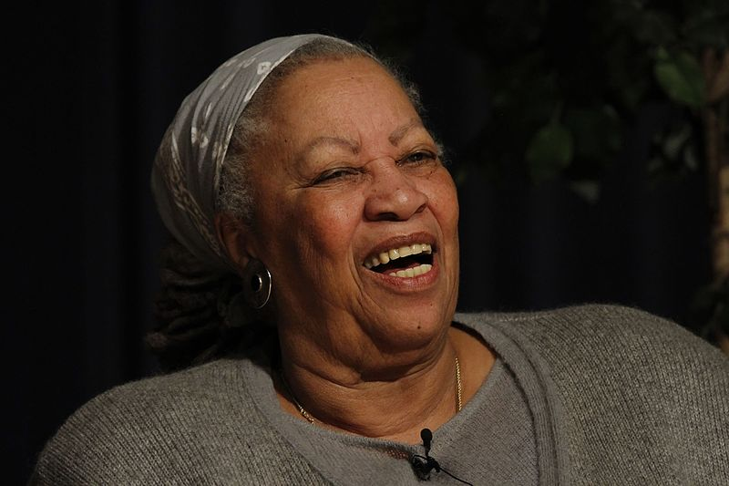 Toni Morrison inspired me to become an author – she will be deeply missed