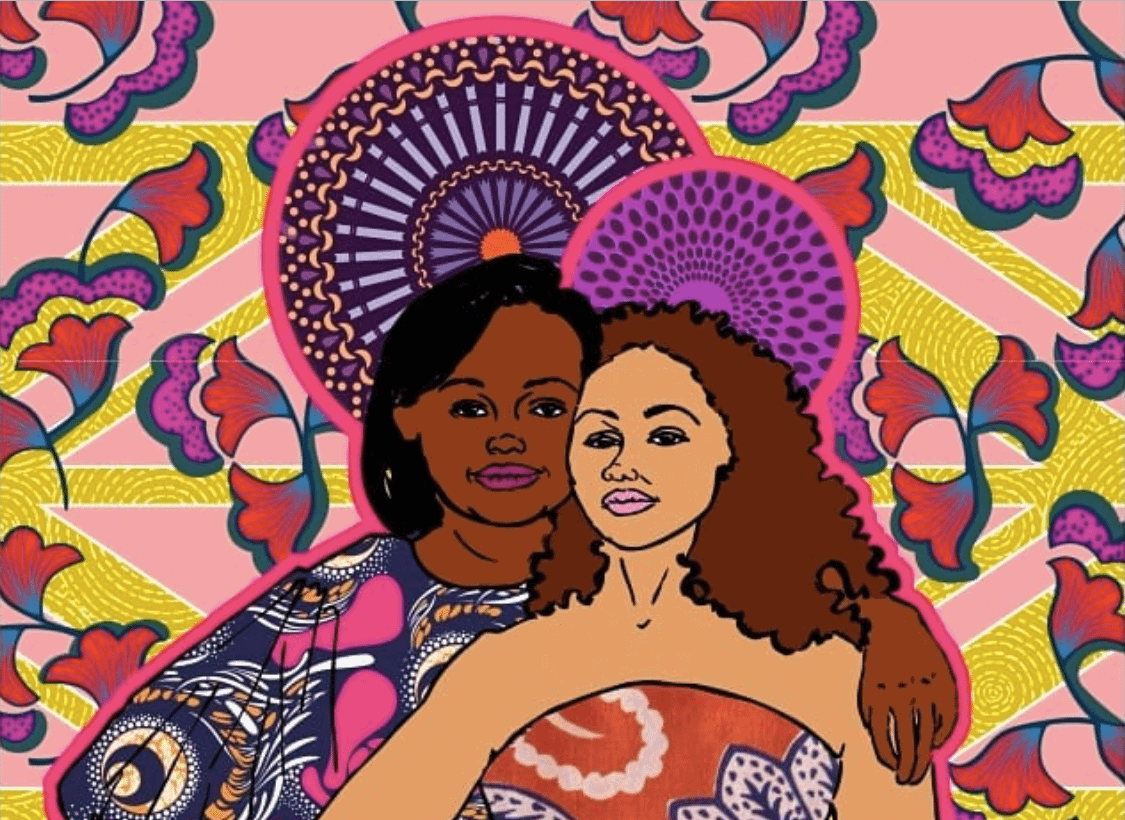 Meet the artists creating portraits of Britain's black icons