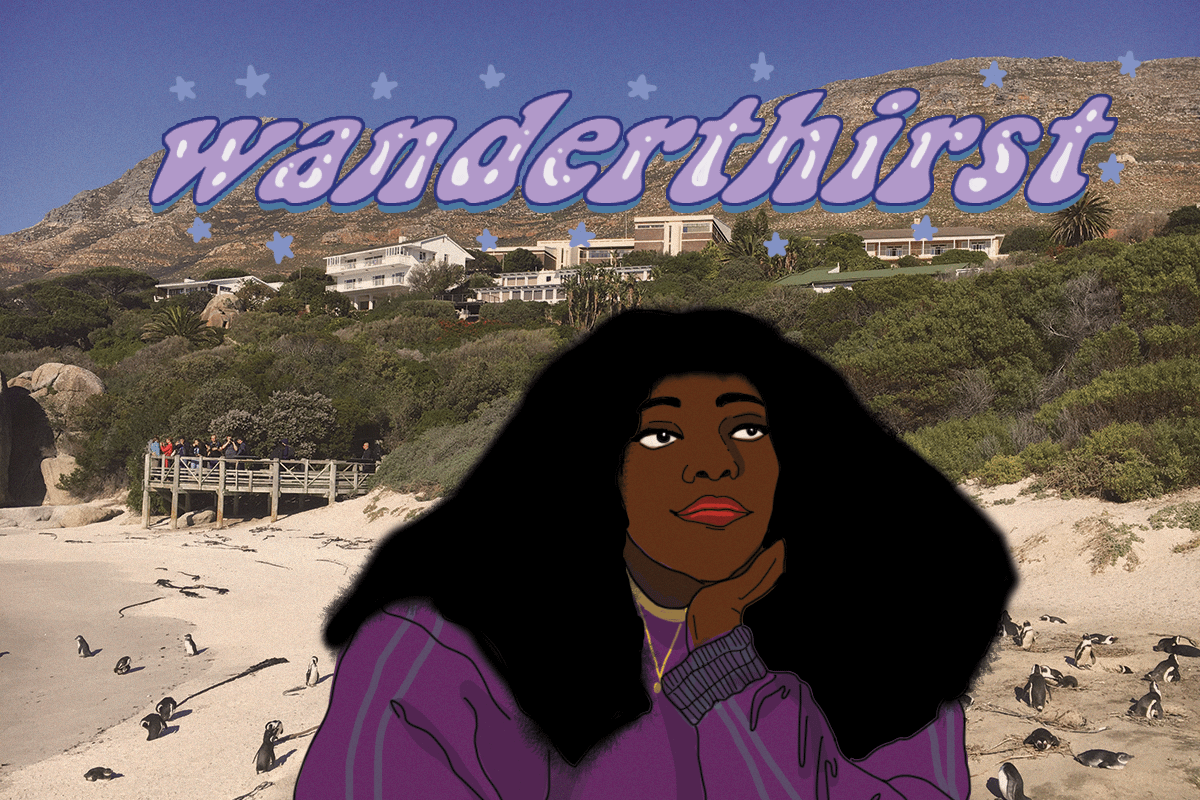Wanderthirst: navigating Cape Town as a Ghanaian woman travelling solo