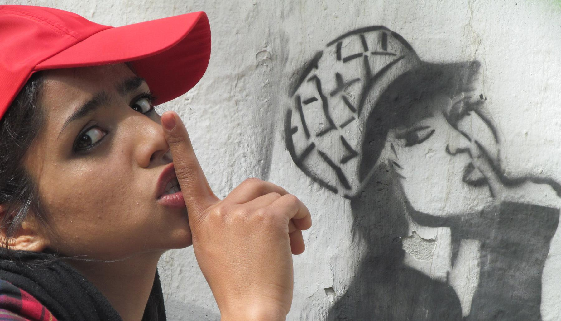 Filmmaker Rokhsareh Ghaem Maghami on Afghan rapper Sonita: 'I just wanted her and myself to win'
