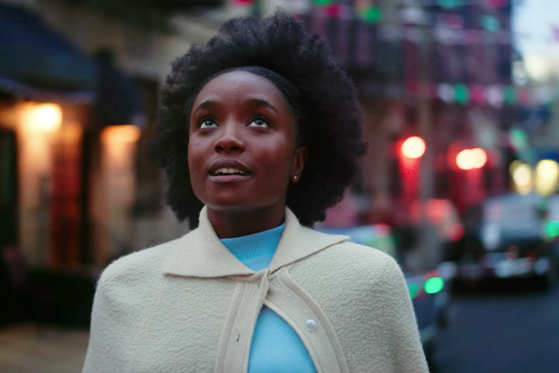 Kiki Layne was only meant to be helping a friend audition when she landed If Beale Street Could Talk