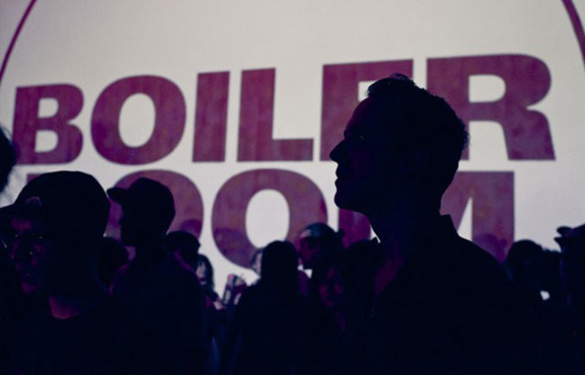 Boiler Room and the issue of 'white men'