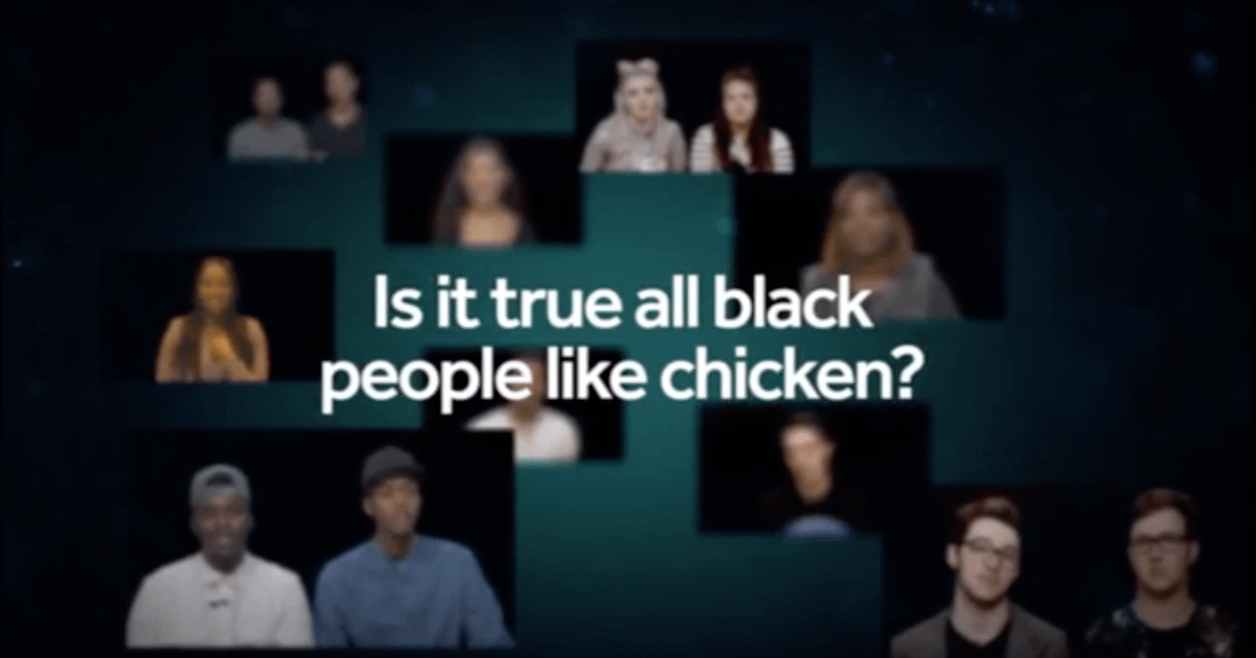Dear Newsbeat, black Britishness is more than just chicken and armbands