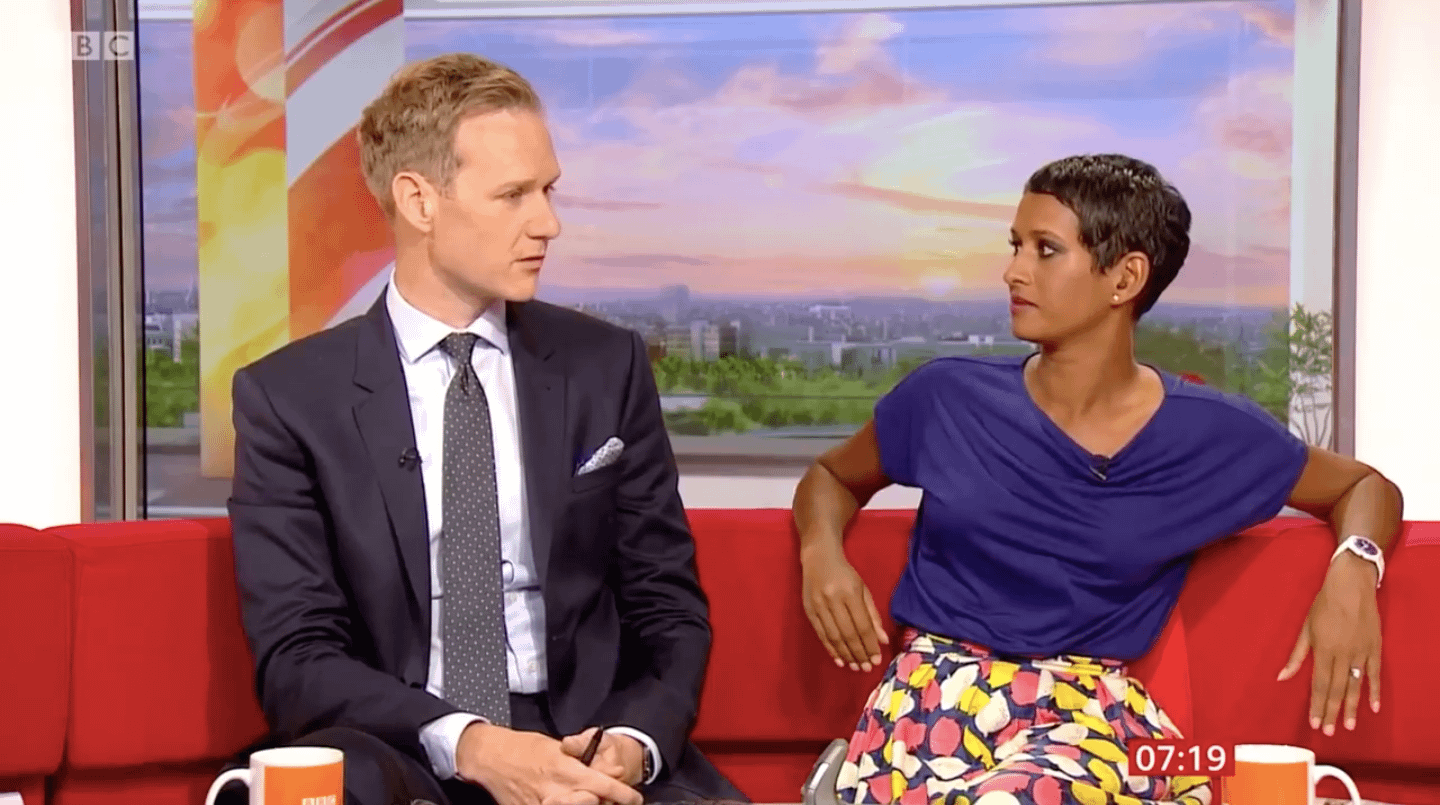 'It's like they want brown faces, not brown people': BBC staff are being silenced after the Naga Munchetty complaint