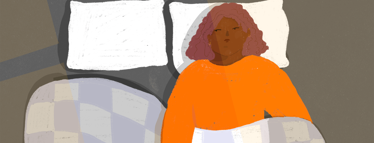 The absence of sex and touch in 2020 made me look inward