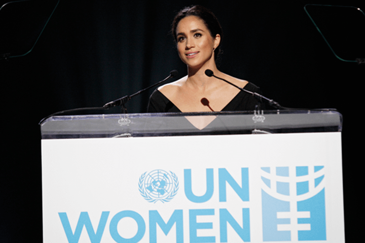 Meghan Markle's achievements are more than being in an interracial relationship with a prince