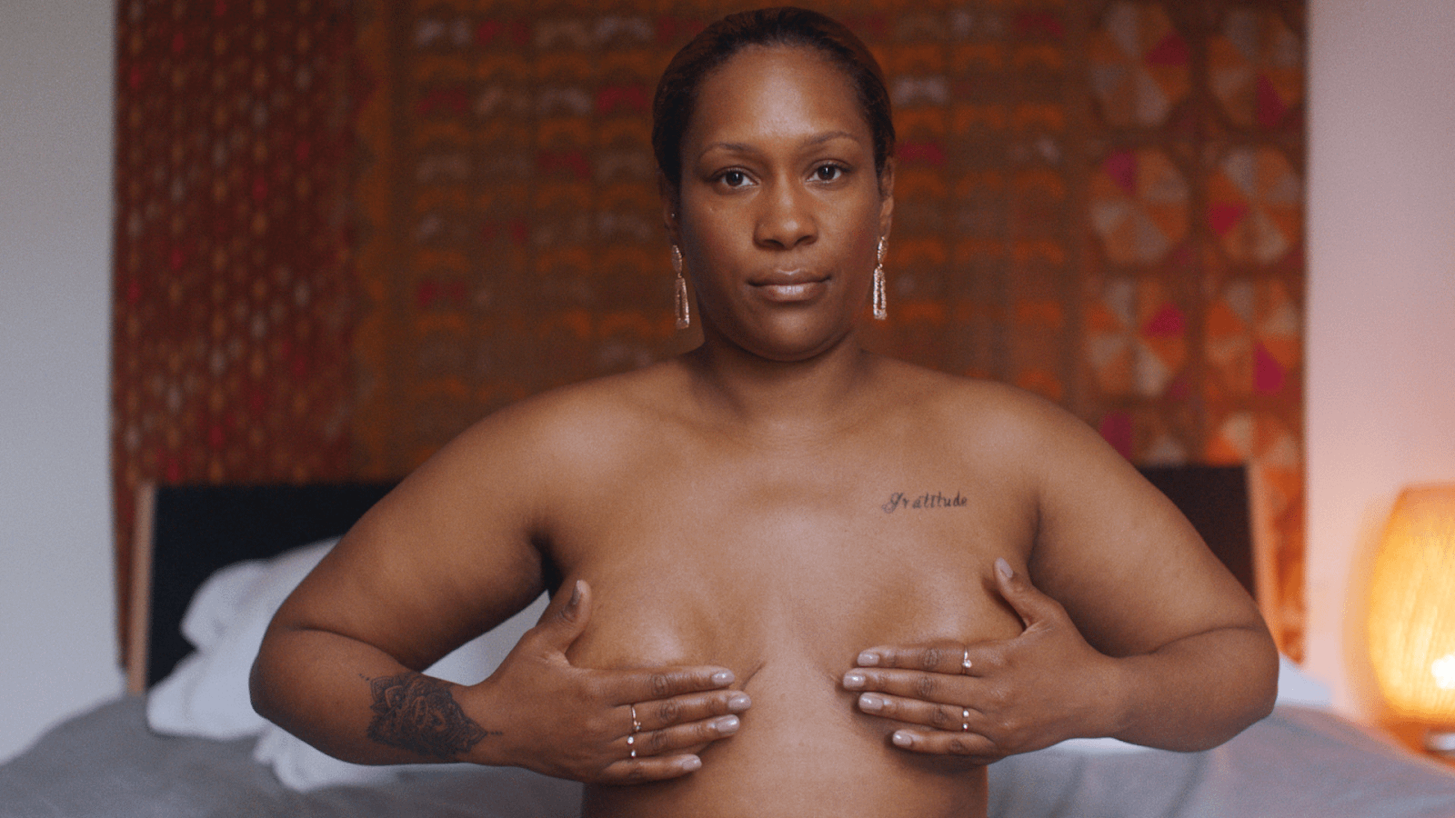 Why black women, men, and non-binary people need to check their boobs and chests