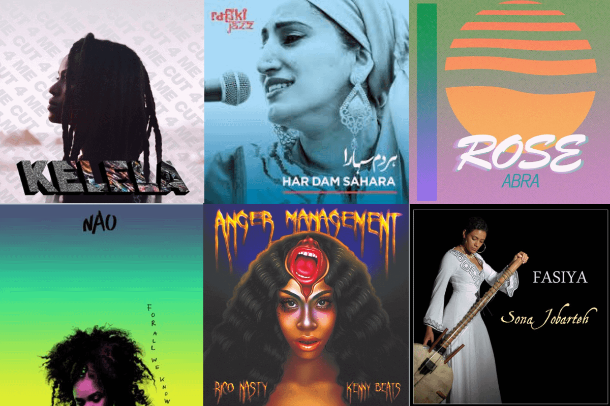 Return of the Ankh to Anger Management: albums that were hidden gems of the decade