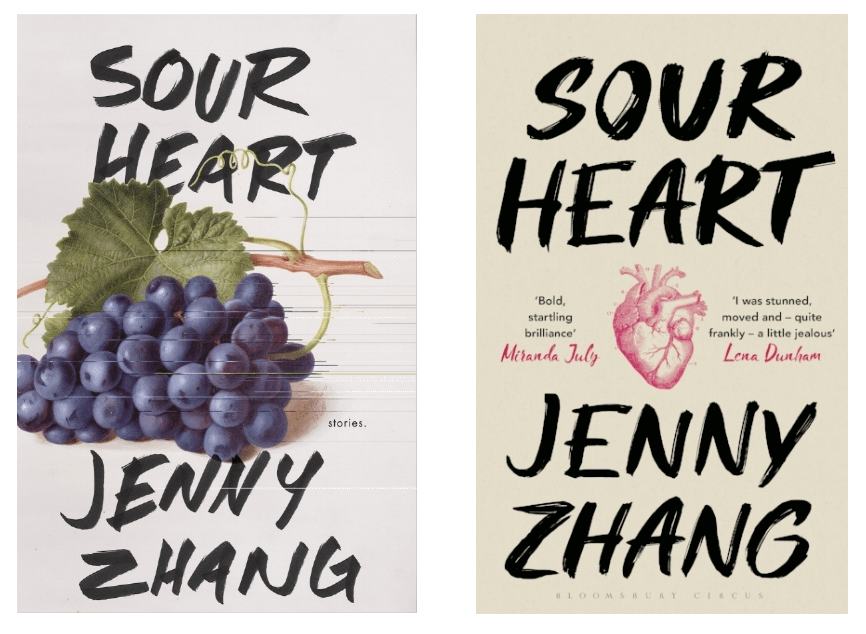 Jenny Zhang's 'Sour Heart' and writing as a woman of colour
