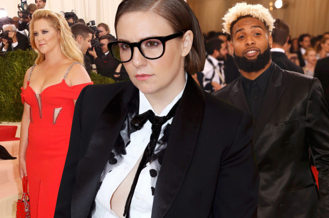 Lena Dunham: Becky with a bad case of faux oppression