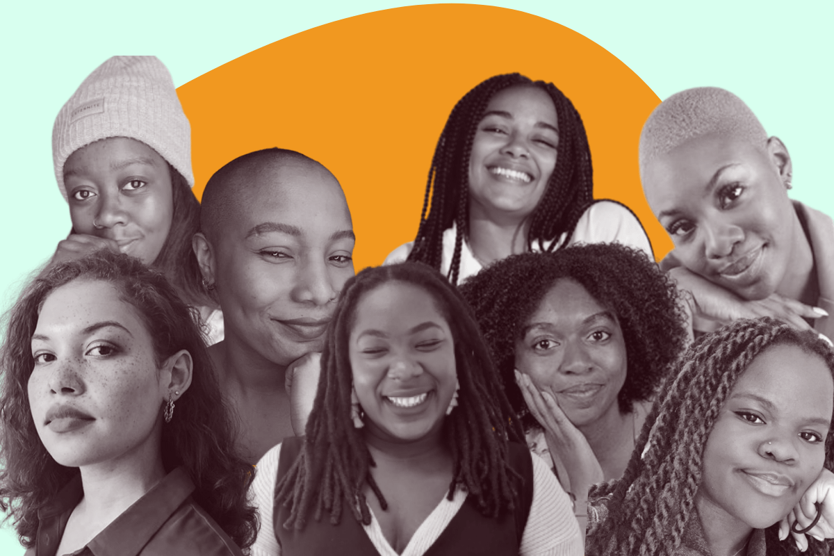 What does self-care look like when you're black, in the media and can't switch off?