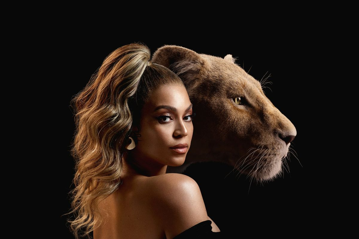 Is Beyoncé's take on The Lion King actually representing Africa?