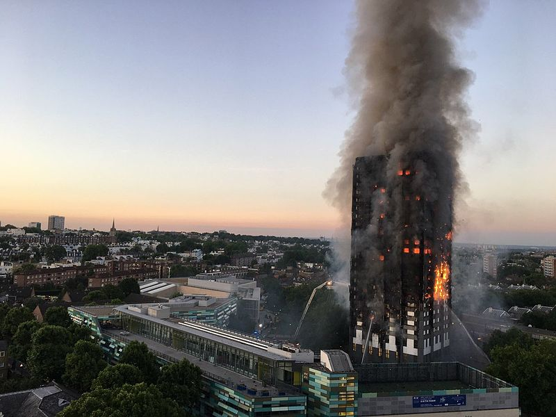 The classist, racist disorganisation at Grenfell Tower is disgraceful