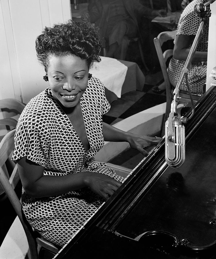 Why aren't we celebrating the women of Jazz?