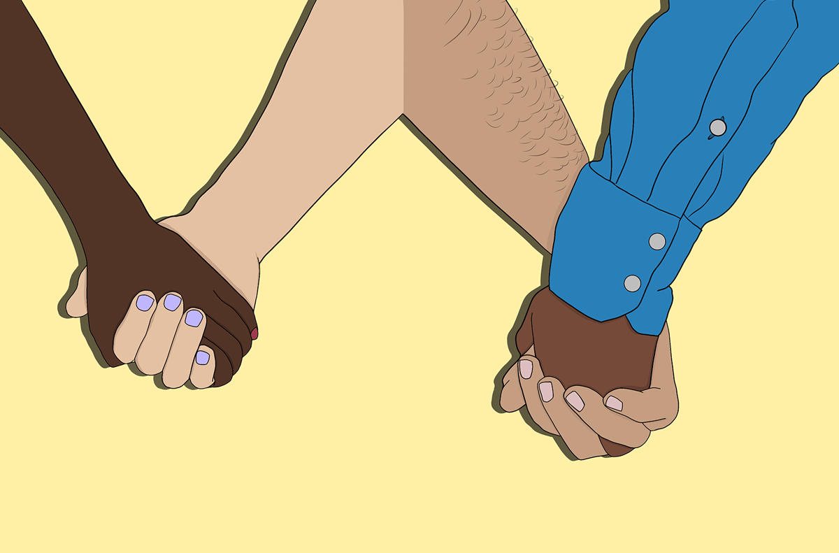 Don't we have it hard enough? – the privilege of 'coming out'