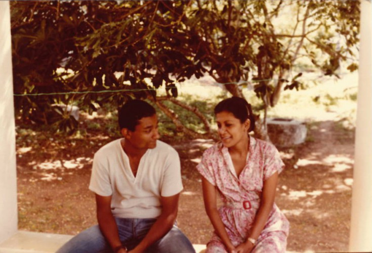 Fashion Throwback Thursdays: My Parents in the 70s-80s