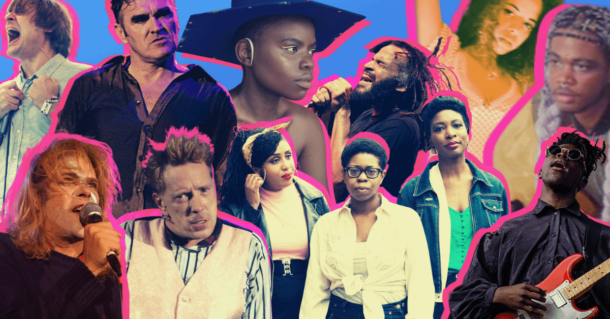 The realities of being Black in alternative music | gal-dem