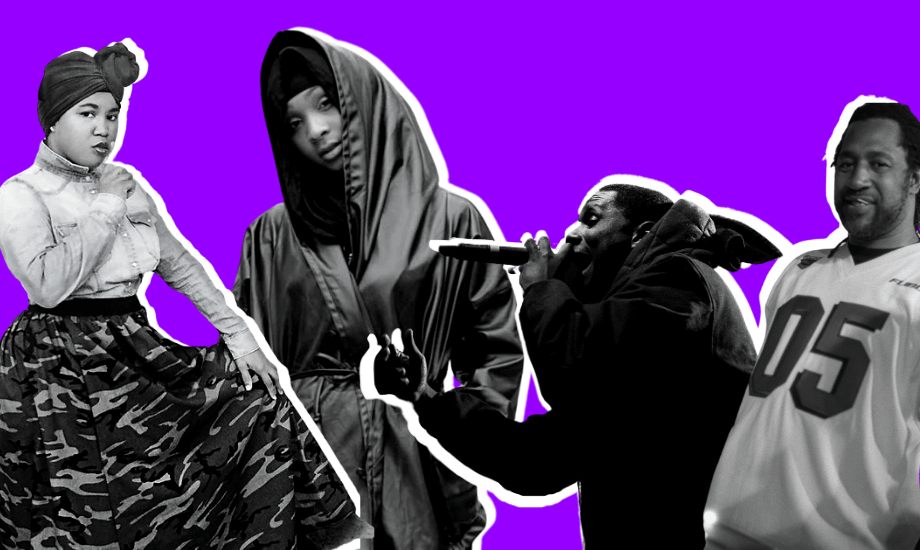 A brief history of Islam and hip-hop, from DJ Kool Herc to Alia Sharrief